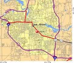 area code map of michigan 48104 zip code arbor michigan profile homes apartments