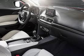 Mazda 3 Interior 2015 The 2017 Mazda3 Inside Mazda
