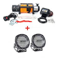 domin8r x 12 000lb winch with 4wd u0026 outdoor products