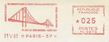 chambre de commerce franco allemande 1963 1967 cee ceca euratom