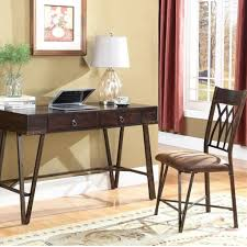 wood metal desk jessica silver student desk u2013 adams furniture