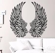 Angel Wing Wall Decor 20 Collection Of Angel Wings Wall Art Wall Art Ideas