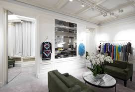 home design stores london balmain store by joseph dirand london uk retail design blog