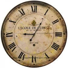 l ecole de cuisine de word 60cm wall clock lecole de cuisine