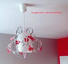 luminaires chambre bébé lustre chambre d enfant suspension en situation dans une chambre