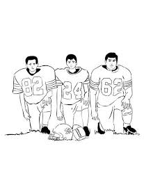 nfl team coloring pages 37 best work nfl images on pinterest football team american