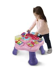 Best Activity Table For Babies amazon com vtech magic star learning table pink frustration