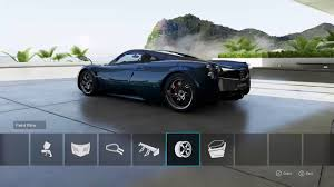 custom pagani my custom pagani huayra in forza 6 youtube