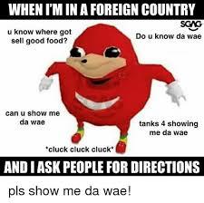 Da Best Memes - 25 best memes about cluck cluck memes