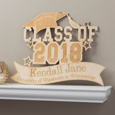 graduation plaque class of 2017 personalized wood graduation plaque personalized