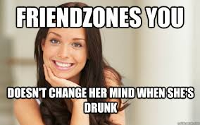 Drunk Sex Meme - effort what makes gina a good girl shitredditsays