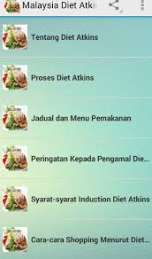 diet atkins malaysia terbaru u2013 android apps on google play
