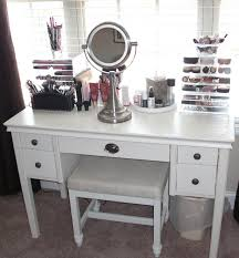 Table Remarkable Simple Makeup Vanity Desk Ideas Home Decor