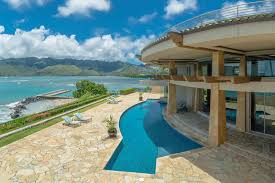Oahu Luxury Homes by Waterfront Homes 2016 Hgtv