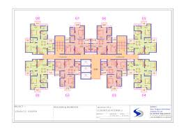 ajnara le garden floor plan noida extension greater noida west