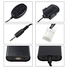 lexus rx400h iphone integration amazon com bluetooth car cd mp3 aux interface adapter kit for