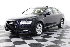 2010 audi a 2010 used audi a6 certified a6 3 0t quattro premium plus awd sedan