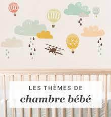 deco chambre de bébé idées de décoration chambre de bébé berceau magique