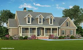 House Plan Designs - Cape cod home designs