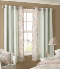 Grommet Curtains For Sliding Glass Doors Accessories Sweet Window Treatment Decoration Using Light Blue