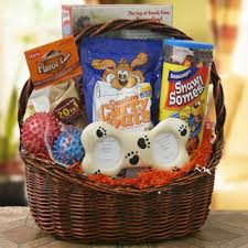 pet gift baskets michur susi darkbrown wicker basket bed for dogs cats co