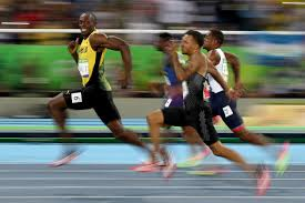 Making My Way Downtown Meme - usain bolt smiling photo memes are taking over twitter