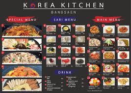 cuisine kitch kitchen bangsaen home ban saen suk chon buri