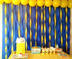 minions birthday party ideas minion themed birthday party with lots of ideas via kara s
