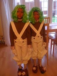 Oompa Loompa Halloween Costumes 13 Easy Costume Ideas Celebrate Roald Dahl Books