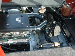 maserati bora engine cadycars be