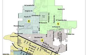 Los Angeles City Council District Map by Merced Councilman Could Have District To Himself Merced Sun Star
