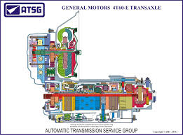 atsg gm 4t60 18 x 24 color cutaway poster