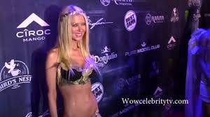 tara reid spotted at maxim halloween party in los angeles youtube