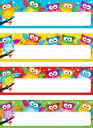 student name tags for desks outlook com karinatauro1 hotmail com sınıf pinterest