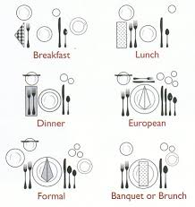 how to set a table for breakfast endearing formal breakfast table setting and how to set a dining