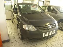 used volkswagen fox cars for sale in leeds west yorkshire
