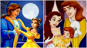 disney princess games belle baby feeding and decoration room game
