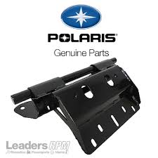 polaris new oem atv glacier ii plow mount ranger ev xp crew hd mid