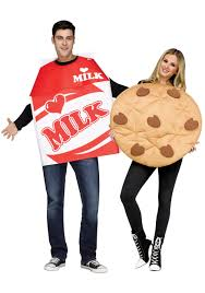 cookies and milk costume costumes women halloween and