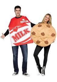 cookies and milk costume costumes women halloween and