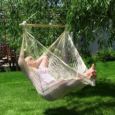 Chair Swing Amazon Com Sunnydaze Extra Large Mayan Hammock Chair
