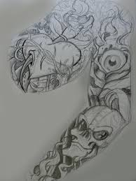sleeve tattoo images u0026 designs
