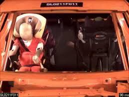 siege auto kiddy cruiserfix краш тест kiddy cruiserfix pro лобовой удар манекен q10 вид