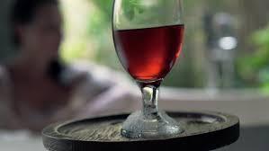 Bathtub Wine Drinking A Glass Of Wine In The Bath Tub Stock Footage Video