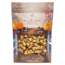 pumpkin spice caramel corn pumpkin foods at target in 2017