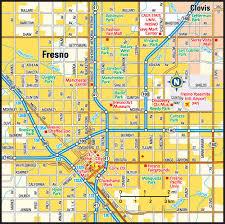 map of fresno fresno estate market