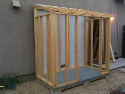 Plans To Build A Wood Shed by 4 8 Shed Plans Diy Shed U2013 A Step By Step Plan To Build Your Own