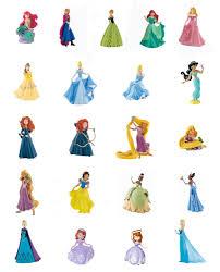 bullyland disney princess figures choice of 26 figures great cake