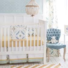 Gold Crib Bedding Sets Harbor Coast Gold Crib Bedding Set Rosenberryrooms Com
