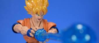 bandai figure rise standard dragon ball super saiyan son goku